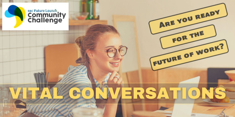 Two Vital Conversations on the Future of Work